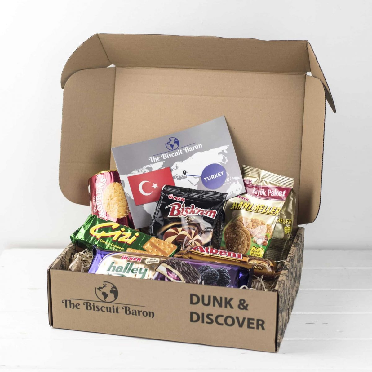 biscuit gift christmas subscription box turkey