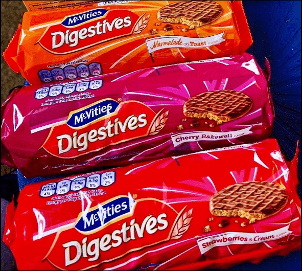 New Digestives Flavours Now Available